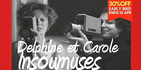 """Delphine et Carole,Insoumuses"" by Callisto McNulty