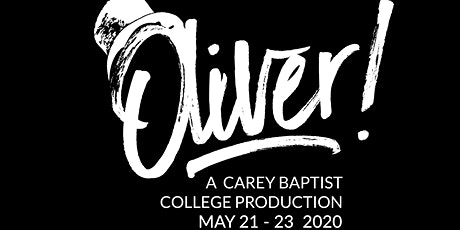 Oliver! - Carey Baptist College Musical 2020 tickets