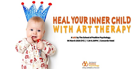 Heal Your Inner Child with Art Therapy tickets