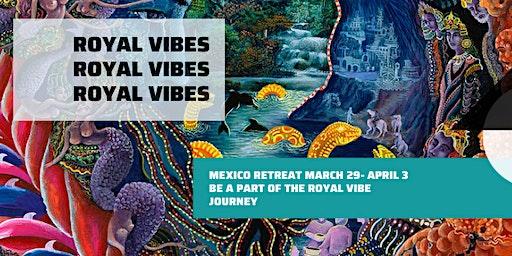 The Royal Vibe Journey Spa, Meditation, Yoga, Breathwork, & Sacred Ceremony