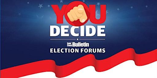 Gold Coast Bulletin Council Election Forum - Divisions 6, 8, 9 & 11
