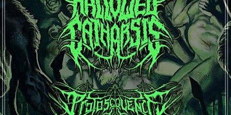 The Hallowed Catharsis, Protosequence, Blade, Bears with Technology tickets