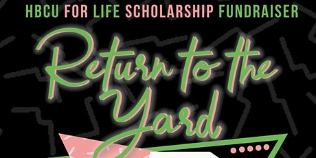 """Return To The Yard 3 - """"A Different World"""" tickets"""