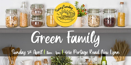Green Family - EcoFest West tickets