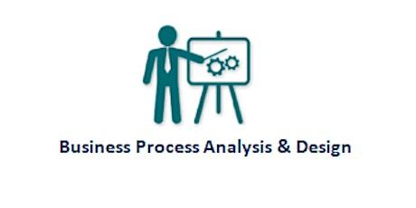 Business Process Analysis & Design 2 Days Training in Sheffield tickets