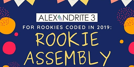 ROOKIE ASSEMBLY