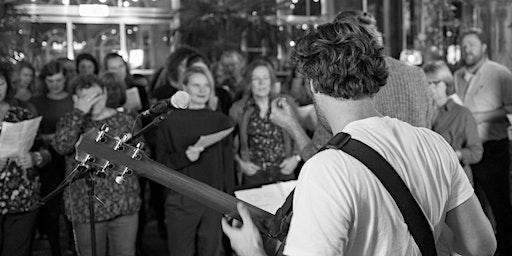 Popupchoir meets Stand-Up Theology: Zingen, ziel en Zaligheid