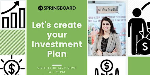 Let's create your Investment Plan!