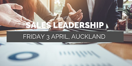 Leadership Action Network Breakfast: Sales Leadership tickets
