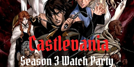Castlevania S3 Watch Party at AFKxp tickets
