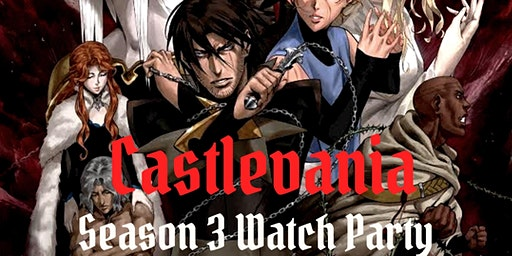 Castlevania S3 Watch Party at AFKxp