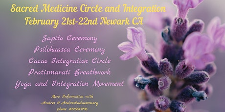 Sacred Medicine Ceremony & Integration Circle tickets