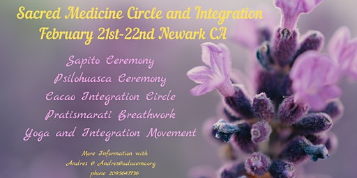 Sacred Medicine Ceremony & Integration Circle