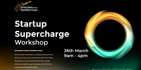 Startup Supercharge Day - March 2020 tickets