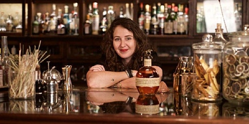 A MASTER CLASS WITH SAZERAC HOSTED BY LAUREN PENNY