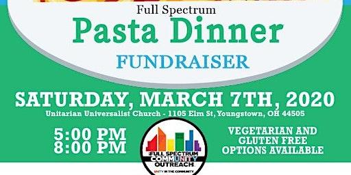 Pasta Dinner Fundraiser for Mahoning Valley's LGBTQIA+ Center