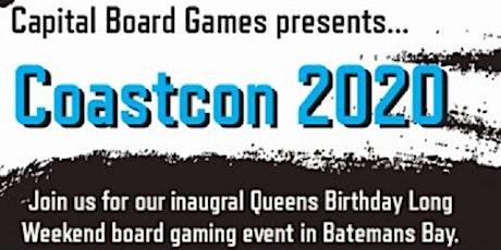 Coastcon 2020 tickets