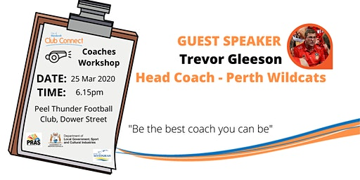 Mandurah Coach Workshop