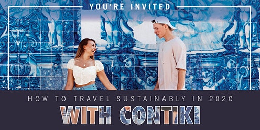 Sustainable Travel with Contiki and Fjallraven
