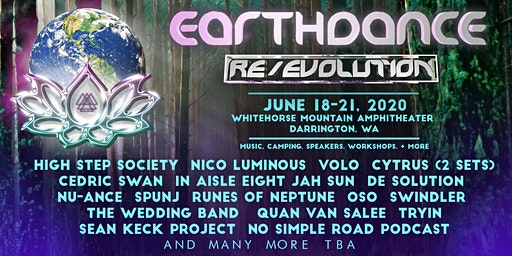 Earthdance : Re/Evolution Music Festival