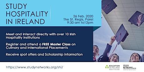 Study in Ireland Fair - Mumbai tickets