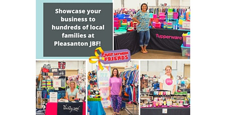 Vendor Registration: JBF Pleasanton Spring Event 2020 tickets