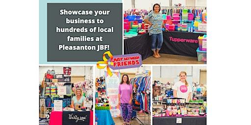Vendor Registration: JBF Pleasanton Spring Event 2020