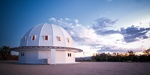 Integratron Full Moon Breathwork Sound Journey