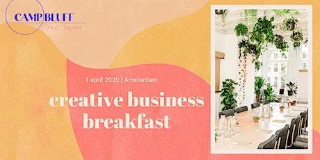 Camp Bluff | Creative Business Breakfast  tickets