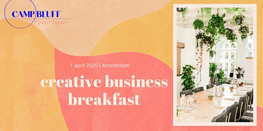 Camp Bluff | Creative Business Breakfast