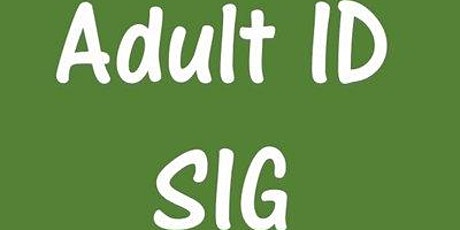 AID SIG study day and AGM tickets