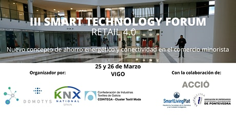 III Smart Technology Forum entradas