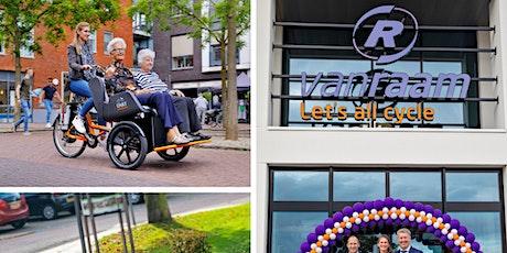 Bezoek aan Van Raam tickets