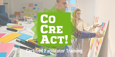 CoCreACT® Certified Facilitator Training - April 2020 (Deutsch) tickets