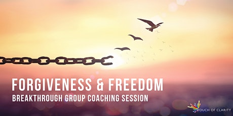 Forgiveness & Freedom - virtual live workshop tickets