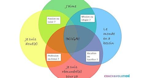 Trouvez votre voie avec l'Ikigaï
