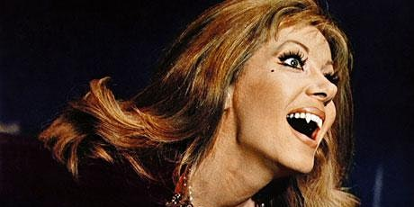 Not Dancing with Ingrid Pitt Book Release  tickets
