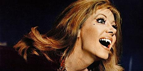 Not Dancing with Ingrid Pitt Book Release