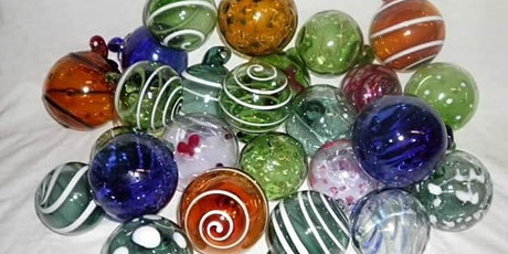 Ornament Glassblowing Class(New Base Colors) tickets