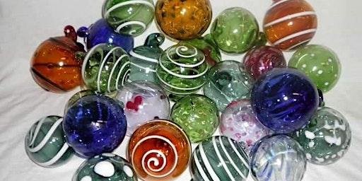 Ornament Glassblowing Class(New Base Colors)