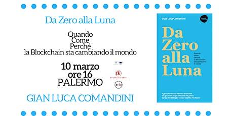 Gian Luca Comandini a Palermo biglietti