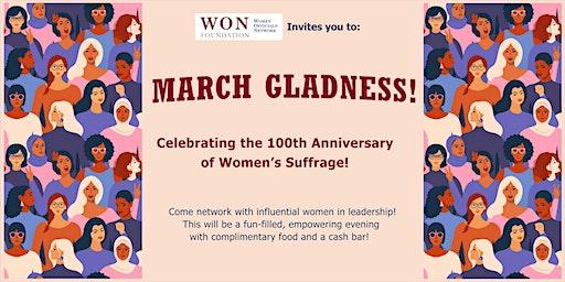 March Gladness!