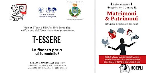 T-Essere: la finanza parla al femminile?