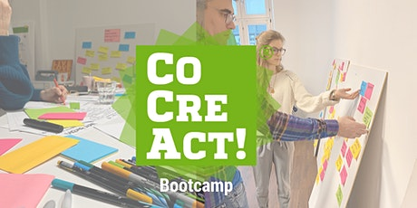 Ambiguity Bootcamp (CoCreACT® Basic Training) - September 2020  Tickets