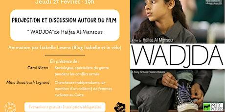 Ciné Débat Wajdja aux Cinq Toits billets