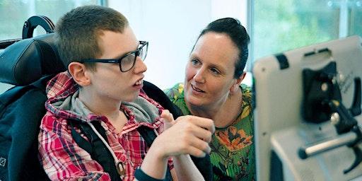 Ögonstyrning som manövermetod – för nätverket runt en användare - Stockholm