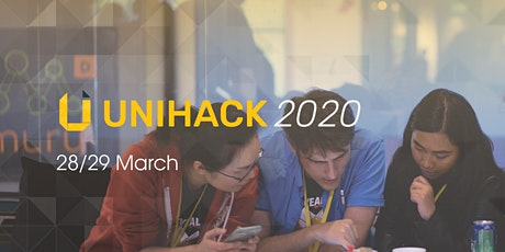 UNIHACK Melbourne 2020 tickets