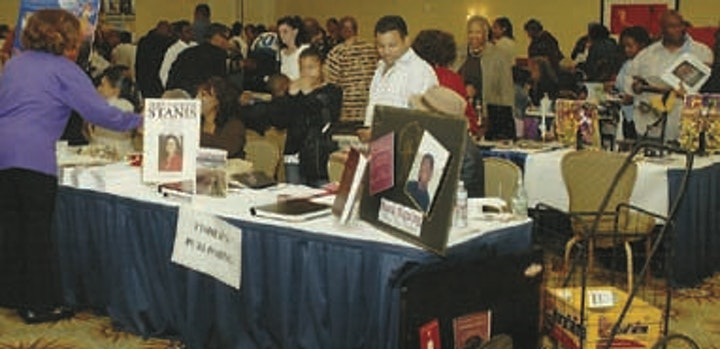 FREE Black Writers On Tour 24th Annual Book Fair and Business + Tech Expo image