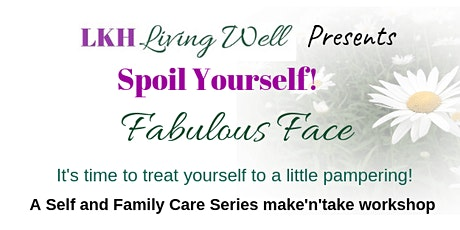 Fabulous Face Workshop tickets