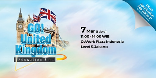 GO! United Kingdom - Education Fair